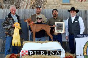 """VCA NFC 2015 3rd Jb's Double Action Ruger """"Kota"""" O/H Beckley"""