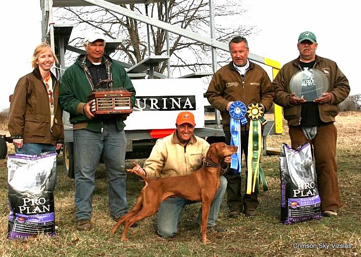 Vizsla Club of America National Gun Dog Championship 2009