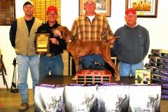 2011 MVSDCH Champion Crimson's Twenty Gauge Ruger