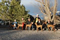 Nat Puppy Eva, Rowdy, Ruger, Gunnar, Gauge