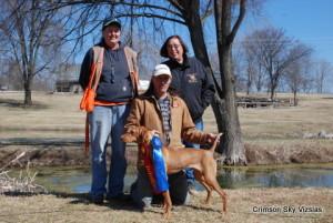 Rose Kentuckiana Pointing Breed Club