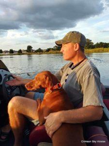 Twerk Fishing with dad
